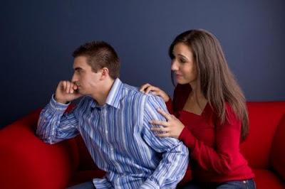 زوجك وحبيبك دائما صامت؟ ماذا تفعلين؟ - رجل يكره امرأة النساء - man hate woman - silent