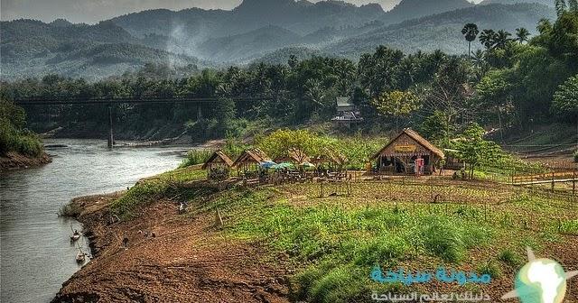 أجمل الاماكن السياحية في لاوس
