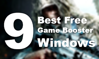 List of Best 9 Free Game Booster for windows cover