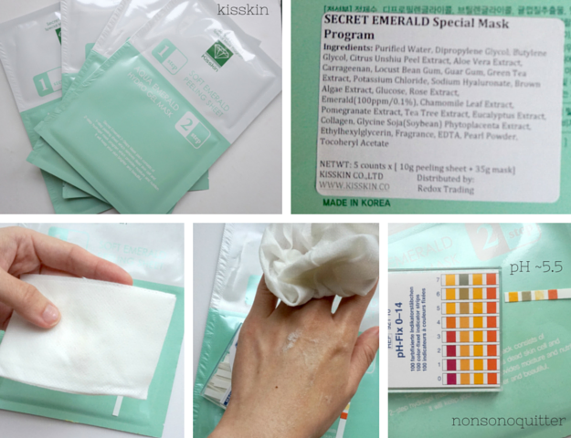 nonsonoquitter August 2015 MIMS (Month in Masks & Samples) - Multi-Step Masks  Leaders Insolution 2-Step Shining and Lifting Eye Patch Review, Cel-derma Clinical Vita-Toning 3-step Sheet Mask Review, Kisskin 2-step Emerald Mask Program Review