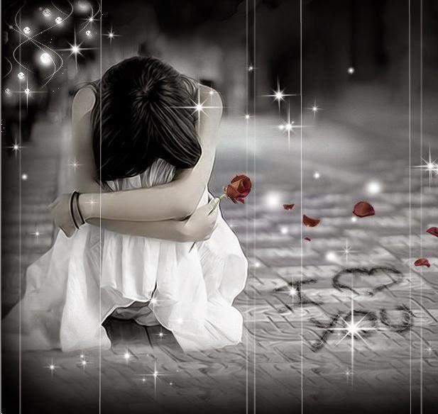 Hình ảnh girl buồn khóc - Những cô gái mang giọt lệ sầu