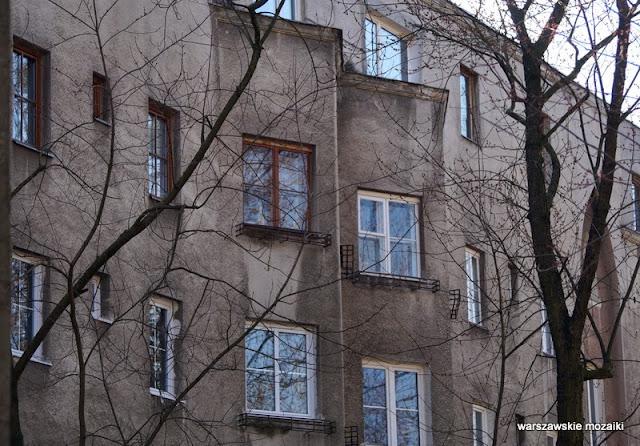 Warszawa Warsaw Żoliborz osiedle magistrackie