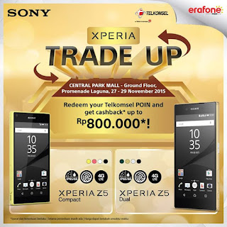 Sony Xperia Z5 Series Trade Up