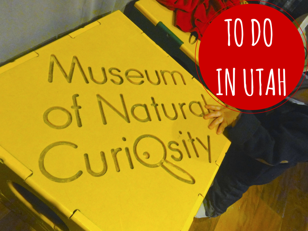 Your kids will have a blast at this museum while exploring their curiosity! End your day with a meal at Cubby's. Yum.