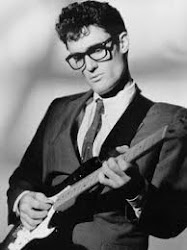 Charles Hardin Holley: Buddy Holly (Lubbock, Texas, 1936 - 1959)...