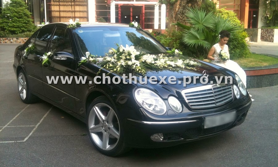 Địa chỉ thuê xe cưới giá rẻ uy tín ở Hà Nội 3