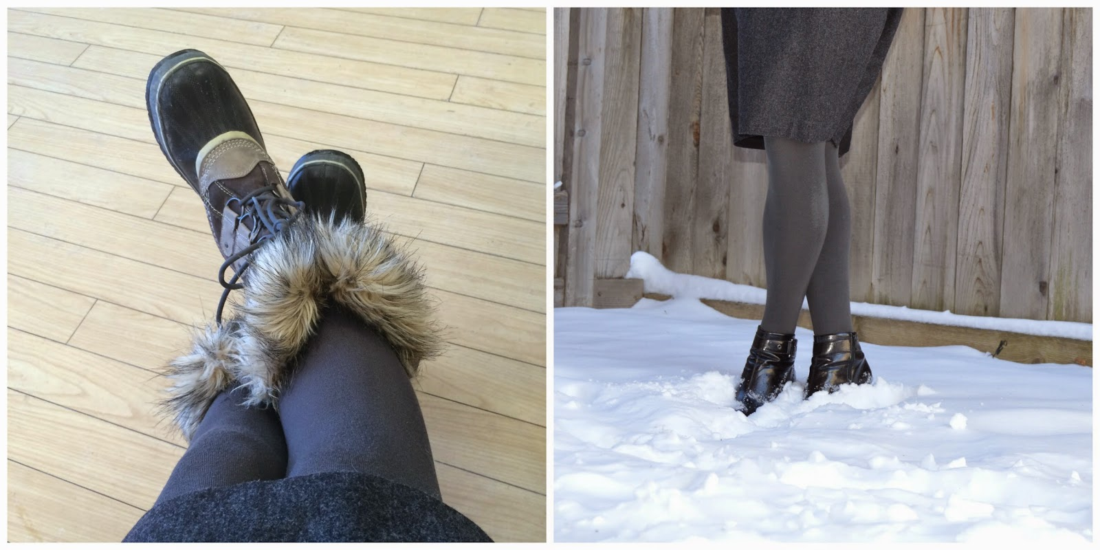 Winter Wardrobe Tips: Cold Weather Shoes
