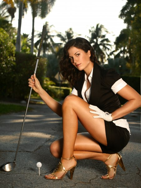 Cara Robinson Golf Channel >> Sandra Gal - Hot & Sport