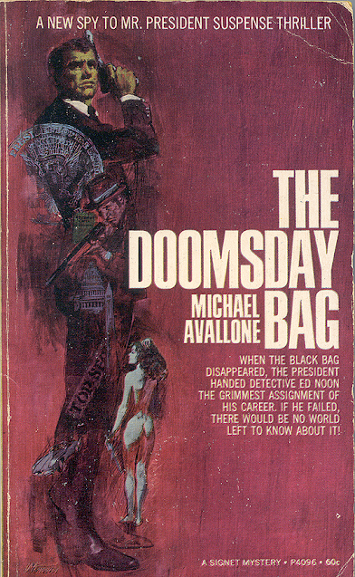The Doomsday Bag by Michael Avallone