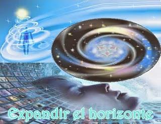Querido, los efectos de la Expansión de la Conciencia son a largo plazo, piensa en grande, amplía tus horizontes.