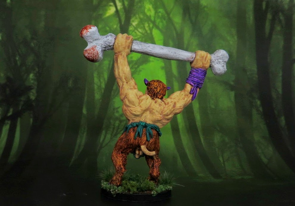 Fenris, games, goatkin, rocky, painted, tribal, beastmen, savage, oldhammer