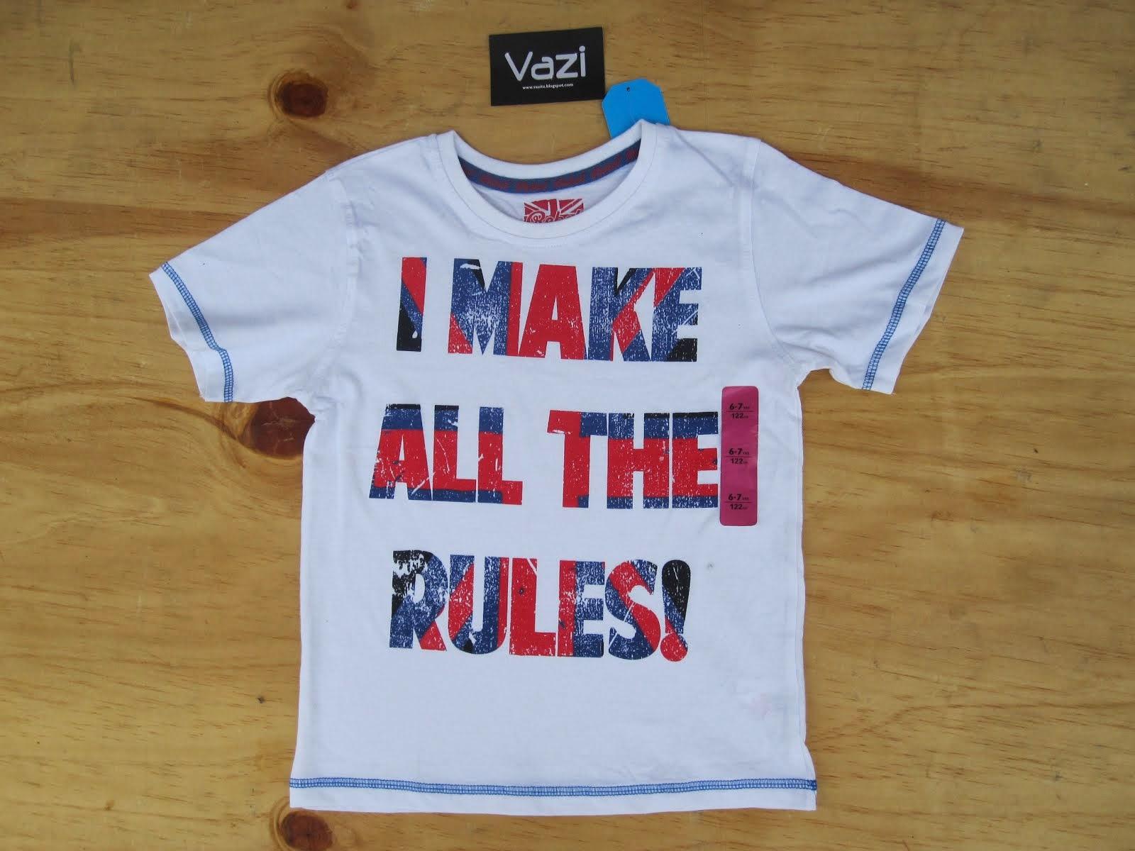 Tshirts za watoto