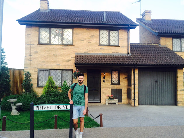 The Making of Harry Potter - 4 Privet Drive