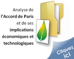 Rapport : La COP21, et après ?