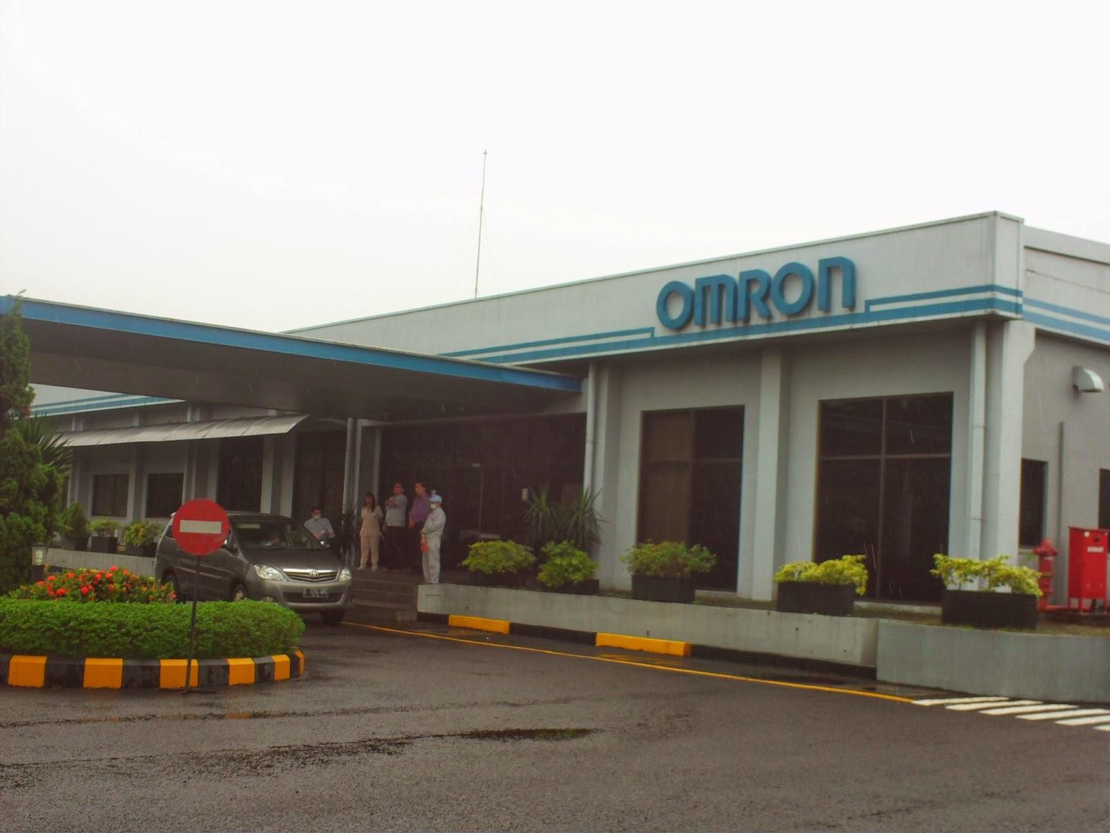 Lowongan Omron Manufacturing Of Indonesia