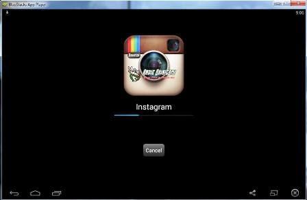 Cara Baru Install Instagram di laptop