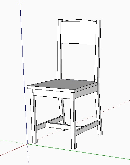 chair drawing. Exellent Drawing Step By How To Draw Rocking Chair  With Drawing