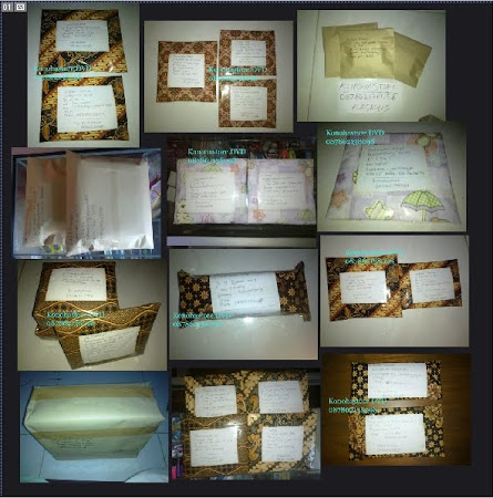Pengepakan dan Pengiriman [ Packing ]