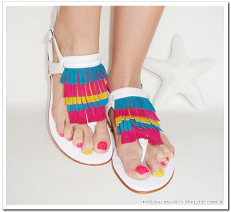 Zapas by Luna zapatos y sandalias moda 2013.