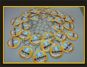 Key Chain Cermin