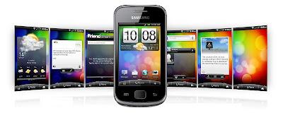 Beauty Sense Rom for Galaxy Y with HTC UI { Apk + Tutorial }