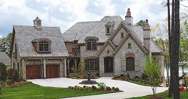 Fachadas de piedra fachadas de casas con piedra laja - Piedras para fachadas de casas ...