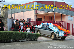 PASACALLE AMPA 2016