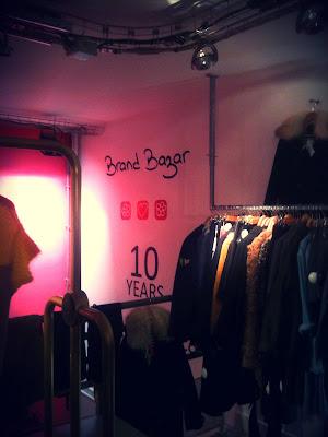 Soirée 10 ans de Brand Bazar