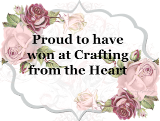 2017 ~ Crafting From The Heart #155