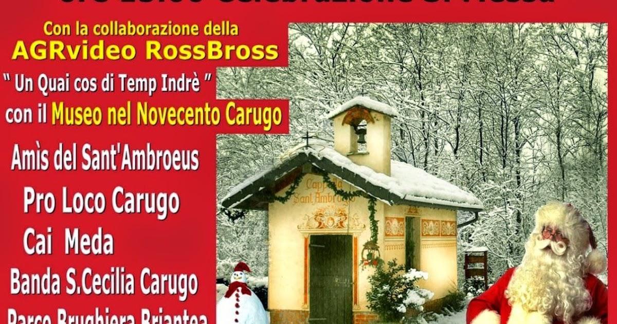 Brianza centrale carugo festa alla cascina sant 39 ambrogio for B b carugo