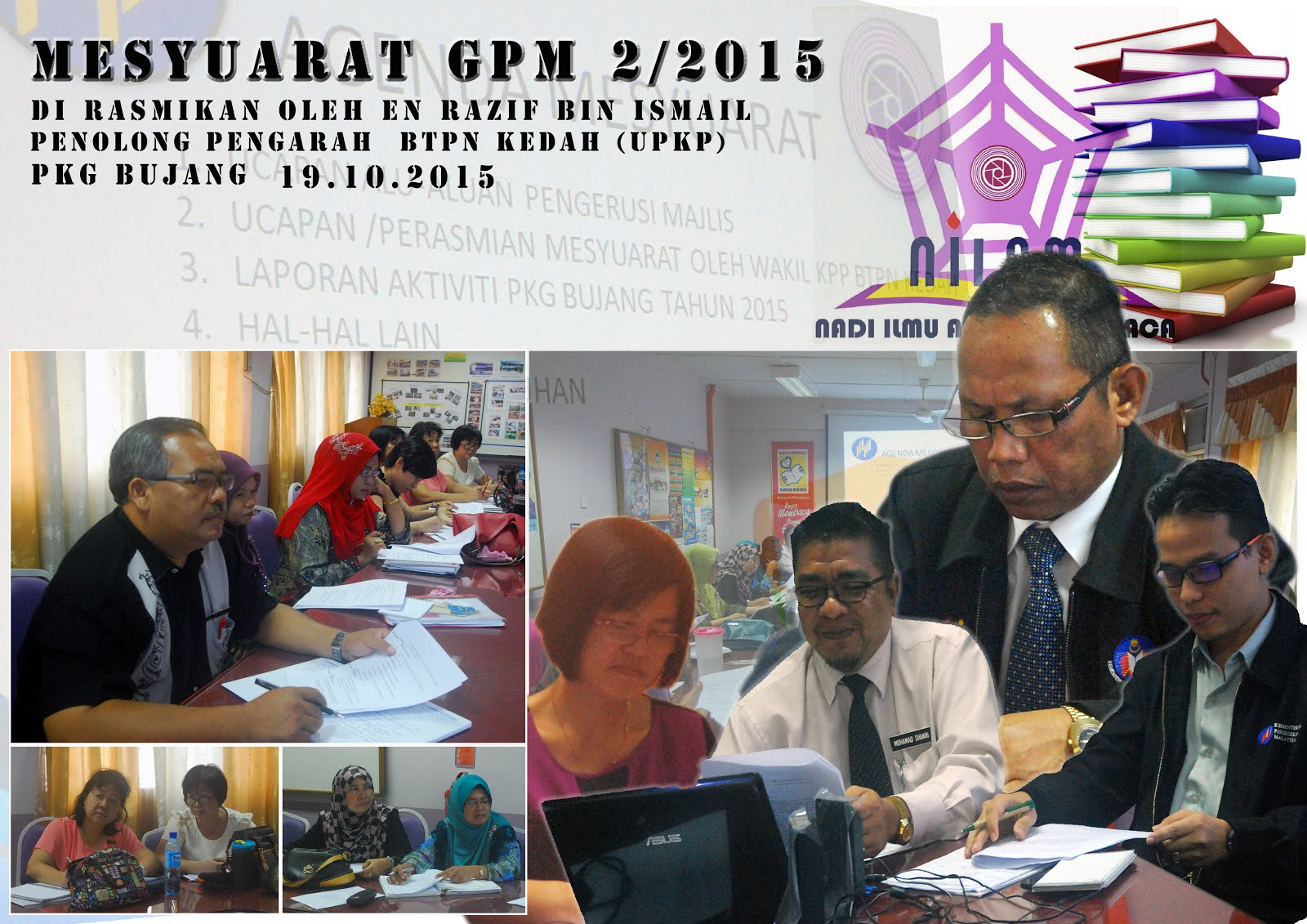 Mesyuarat GPM 2/2015