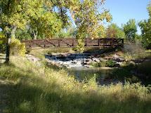 Denver Cherry Creek Bike Trail