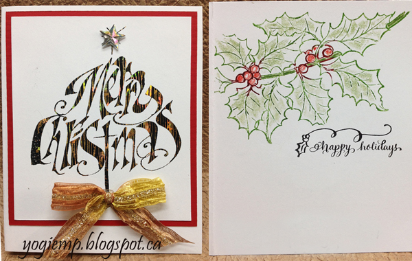 http://yogiemp.com/HP_cards/MiscChallenges/MiscChallenges2015/MCNov15_MerryChristmasTree_Green&GoldTransferFoil.html