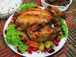 Resep Ayam Panggang khas kota klaten