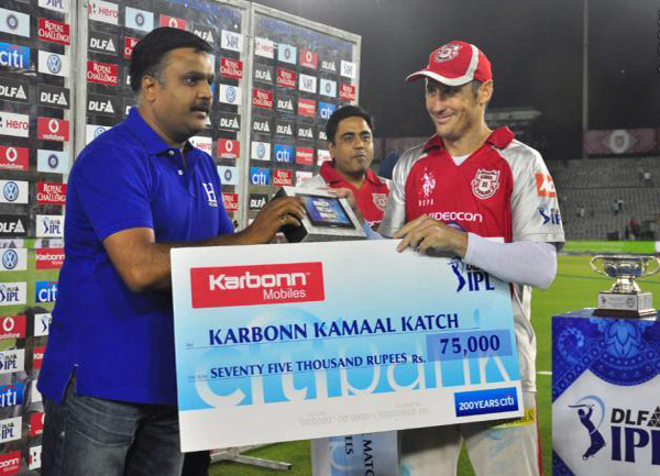 David-Hussey-Kamaal-Katch-v-KXIP