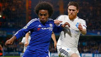 Chelsea vs Dynamo Kyiv 2-1 Video Gol & Highlights
