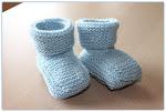 Strikk et par iina-sokker