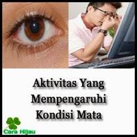 Aktivitas Yang Mempengaruhi Kondisi Mata