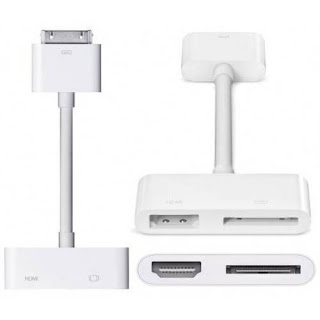 APPLE DİGİTAL AV ADAPTER