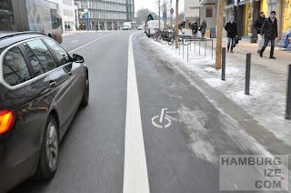 Dammtorstraße / Gänsemarkt