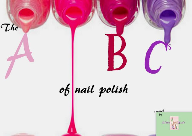 nails nailart nail art polish mani manicure Spellbound Llama challenge