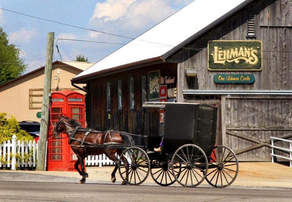 Lehman's Amish store