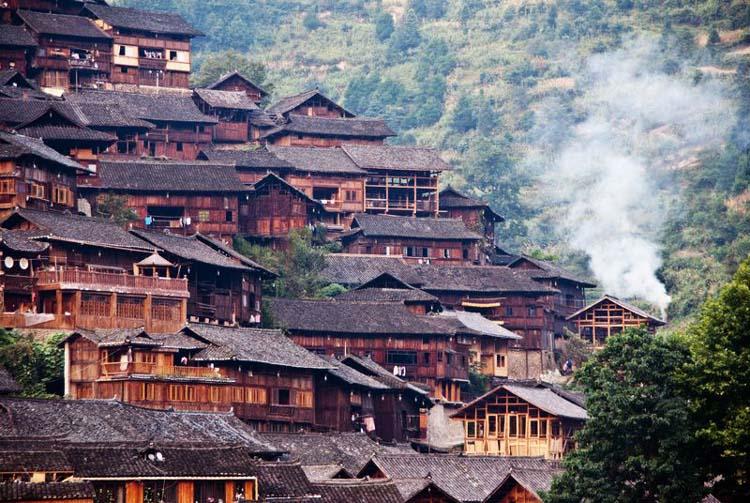 Le plus beau village de chine un blog voyage sur la chine amour chine - Village de chine le mans ...