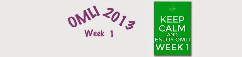 OMLI Week 1