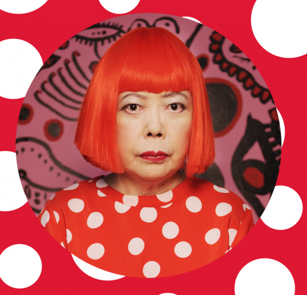mercichic yayoi kusama for louis vuitton. Black Bedroom Furniture Sets. Home Design Ideas
