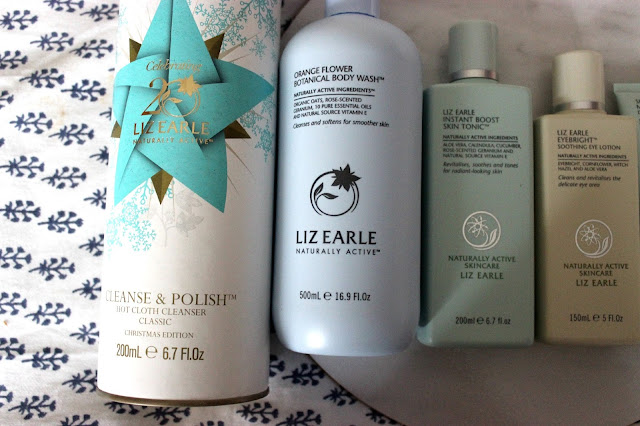 Picture of a Liz Earle Haul