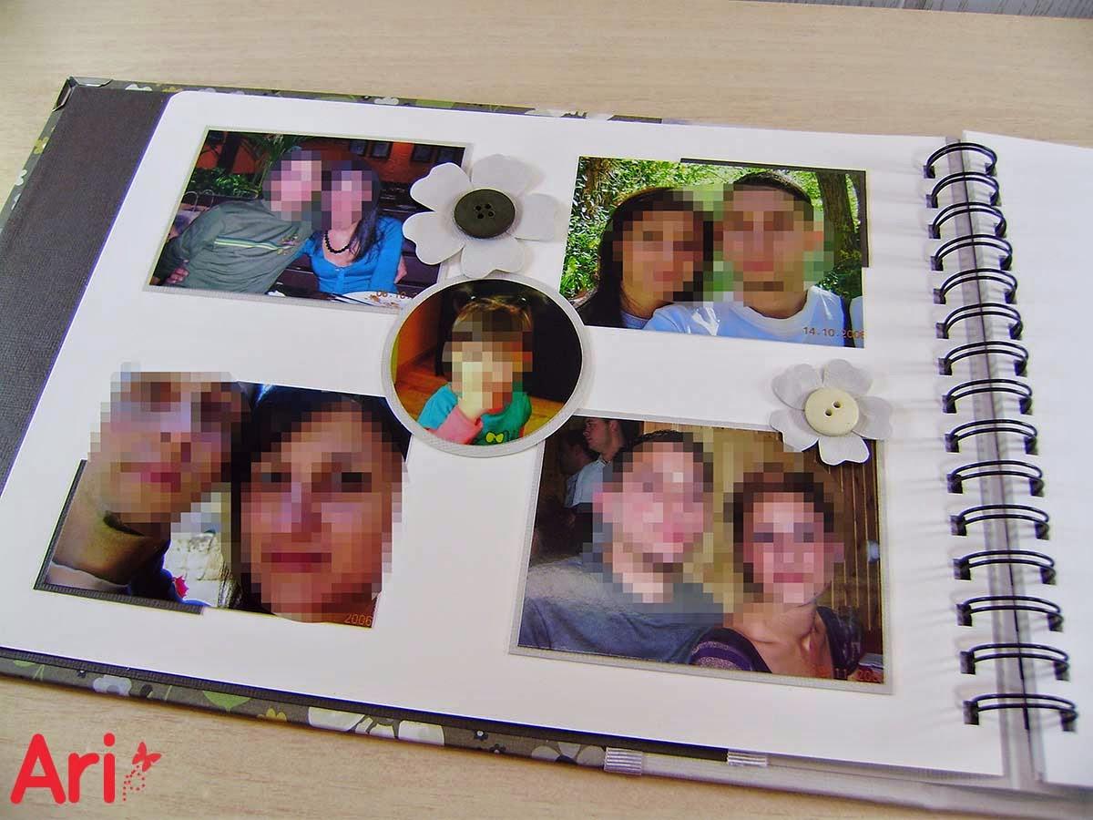 Sobres regalos álbum libro firmas boda