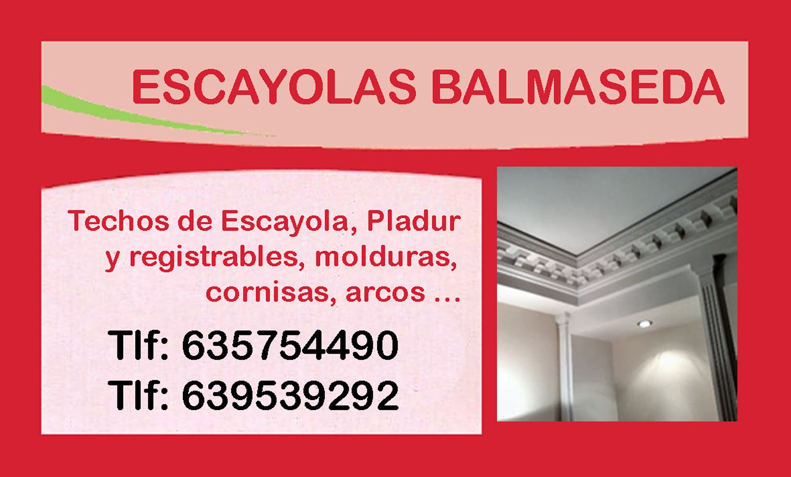Escayolas Balmaseda