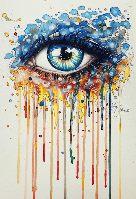 Eye Art Paintings