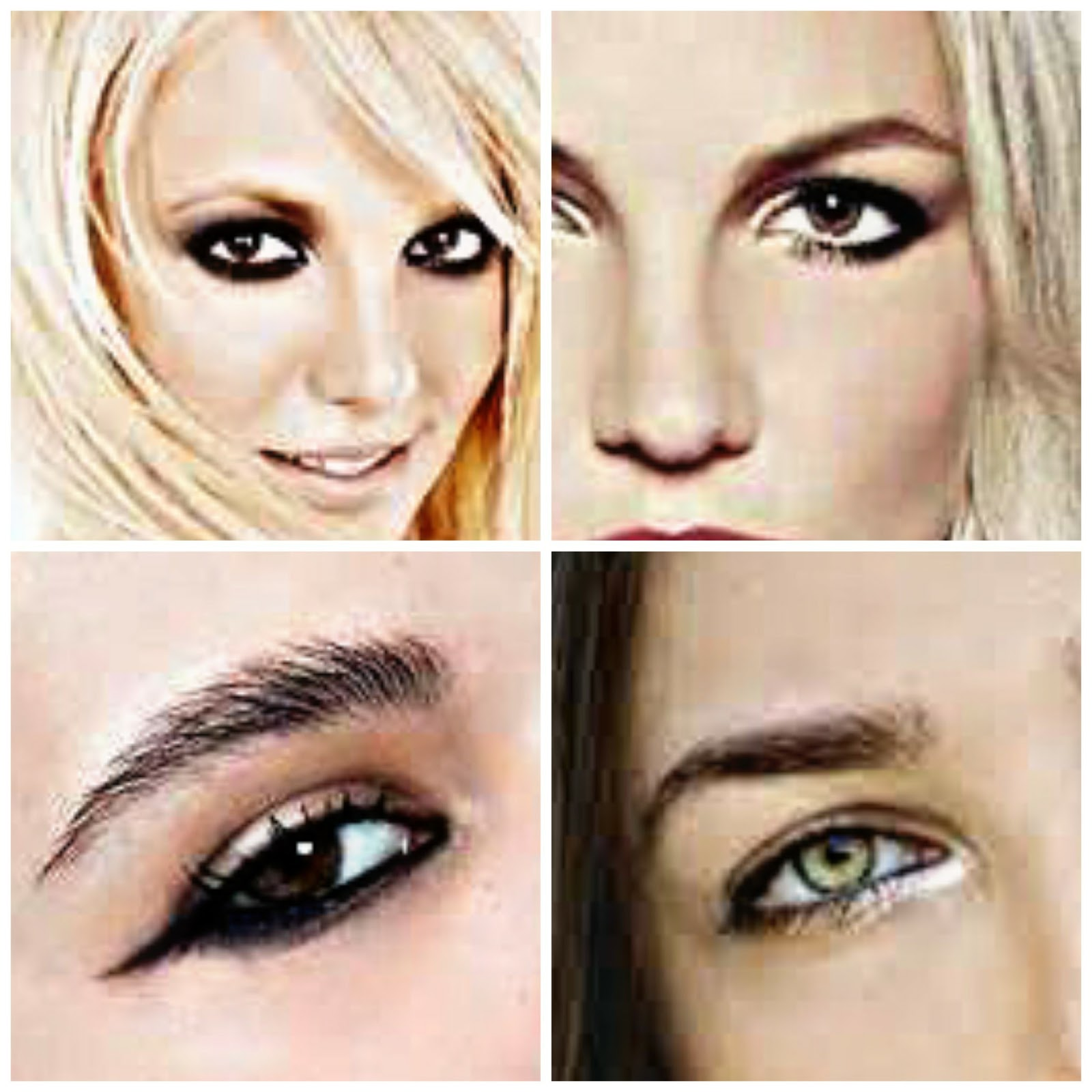 Your eyeshape and its makeup b e a u t y f a s h i o n down turned eyes eyeliners for you baditri Choice Image